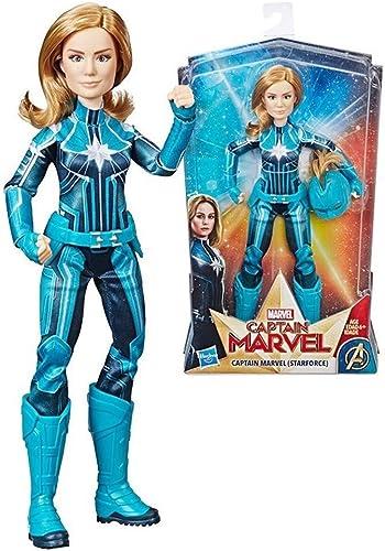 Ahorre 60% de descuento y envío rápido a todo el mundo. MA SOSER Marvel Capitán Marvel Starforce Starforce Starforce Toys 11 Inch   28.5CM, Capitán Marvel Starforce Figura de acción, Adecuada para Niños de 6 años en adelante  Mercancía de alta calidad y servicio conveniente y honesto.