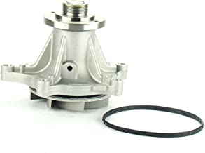 OAW F3000 Engine Water Pump for Ford F250 F350 F450 F550 Super Duty 6.4L Powerstroke Diesel w/METAL Impeller 08-10