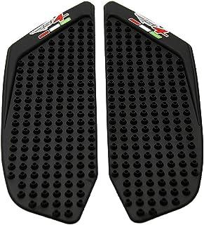 Seiten-Tankpad Grip Pad Kniepad M f/ür Triumph Daytona 765 Moto2 // 675 // R Tiger 1050 // Sport Speed Triple//R//RS//S Street Triple//R//RS