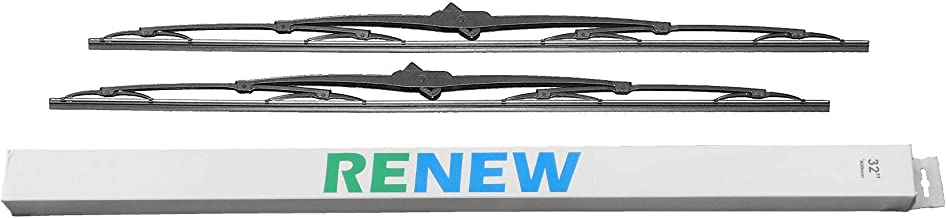32 Inch Wiper Blade Pair for RV or Motorhome with large 12mm J Hook