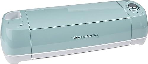 Equipamento de Recorte Explore Air 2, Cricut, 2007001, Menta