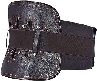 Fine Lower Back Pain Protection Belt for Men & Women, Lumbar Support Waist Backbrace for Back Pain Relief - Compression Belt for Men and Women