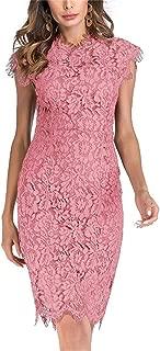 Best pink lace dress Reviews
