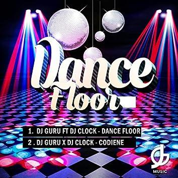 Dance Floor (feat. DJ Clock)