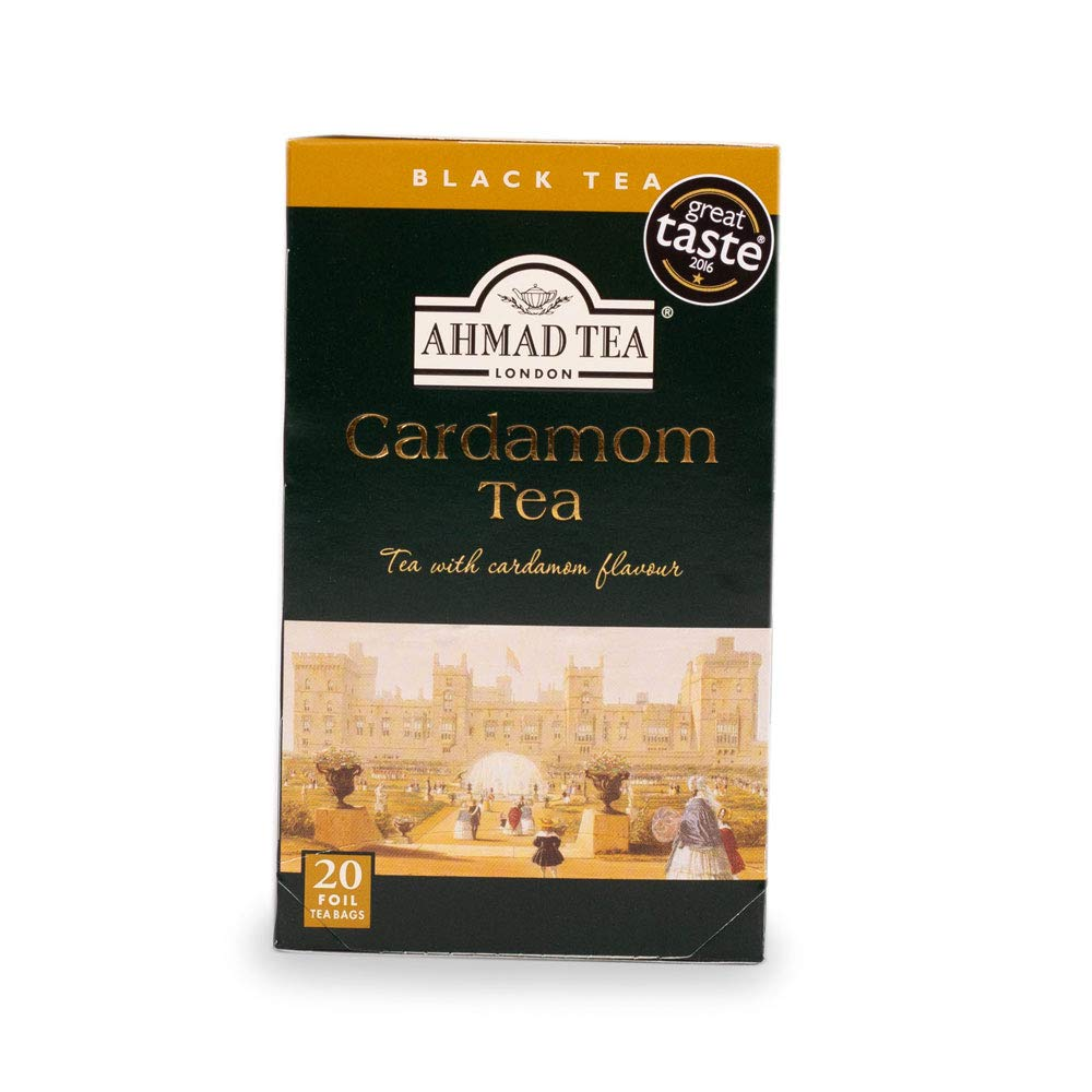 Ahmad Tea Cardamom Super special price Clearance SALE! Limited time! 20 Count 6 of Pack