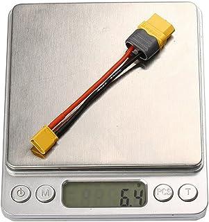 """WT-DDJJK XT60 Vrouwelijke naar XT30 Mannelijke Connector Adapter Converter Kabel 16AWG 4 """"XT60 Mannelijke naar XT30 Vrouwe..."""