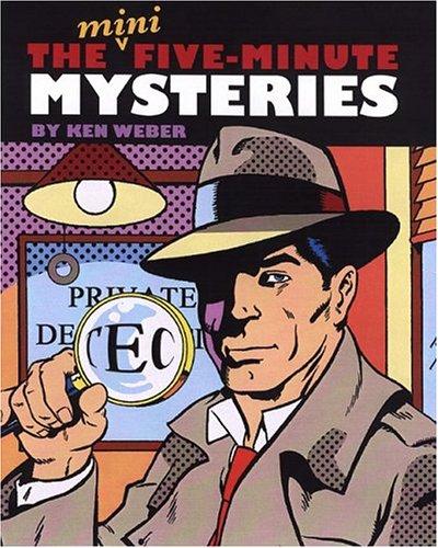 The Mini Five Minute Mysteries (Running Press Miniatures)の詳細を見る