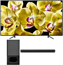 $978 Get Sony XBR-X800G 55 Inch TV: 4K Ultra HD Smart LED TV with HDR and Alexa Compatibility - 2019 Model Bundle HTS350 2.1-Channel Soundbar with Powerful Wireless Bluetooth Subwoofer (2 Items)