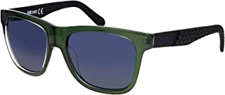 Just Cavalli Square Men's Sunglasses - JC648S-96V - 64-14-135 mm