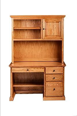 amazon com cilek 20 13 1101 10 pirate desk with hutch brown rh amazon com