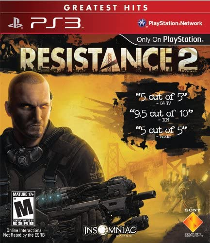 Resistance 2 - Playstation 3