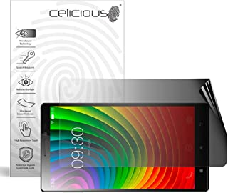 Celicious Privacy 2-Way Landscape Anti-Spy Filter Screen Protector Film Compatible with Lenovo VIBE X2 Pro