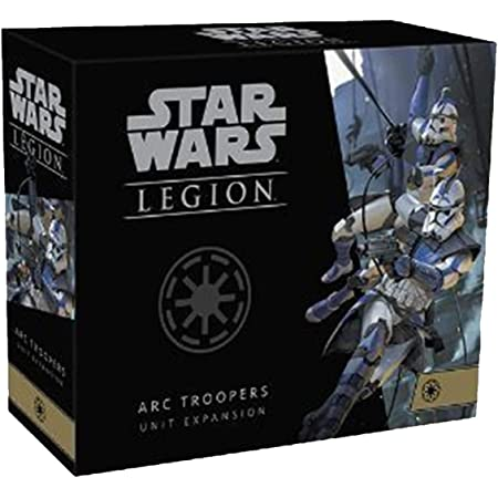 Fantasy Flight Games Star Wars Legion: ARC Troopers, SWL70
