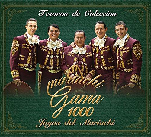 TESOROS DE COLECCION 'MARIACHI GAMA 1000' [JOYAS DEL MARIACHI]. 3 CD'S