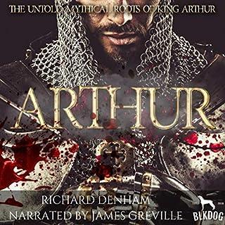 Arthur: Shadow of a God cover art