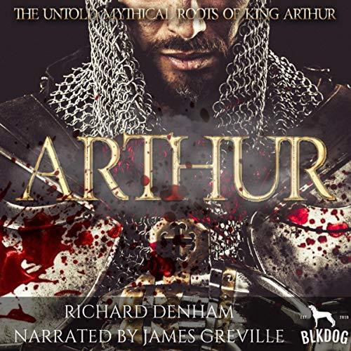 Arthur: Shadow of a God audiobook cover art