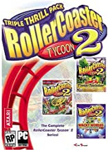 Rollercoaster Tycoon 2: Triple Thrill Pack [Download]