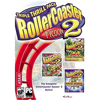 rollercoaster tycoon pc game, End of 'Related searches' list