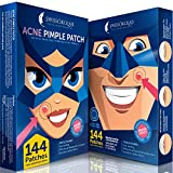 Acne Patch Pimple Patch Hydrocolloid Acne Stickers Absorbing Spot Dot...