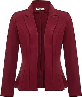 Best maroon blazer for ladies Reviews