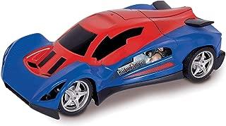 Mimo Brinquedos Mimo Carro Extreme Capitão América Avengers , Azul