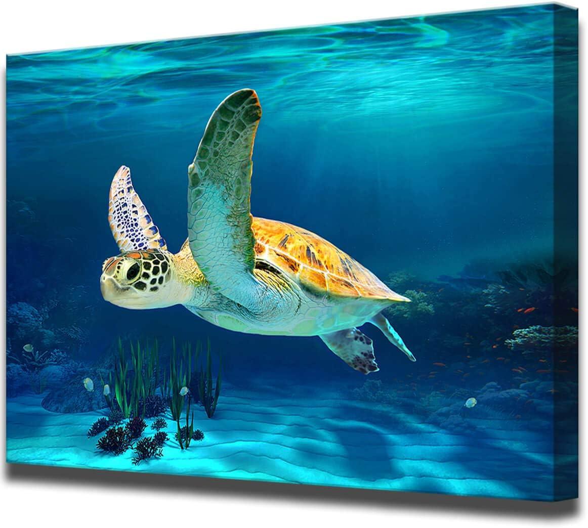 Bathroom Decoration Beach decoration Turtle design art Cheap SALE Start Marine Superior Tu