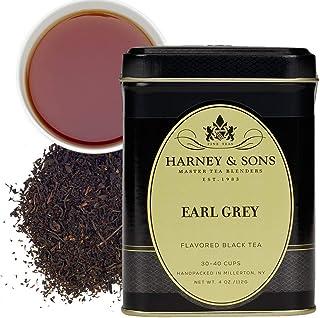 Harney & Sons Black Earl Grey Loose Leaf Tea, 4 Ounce
