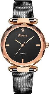Watches for Women,POTO Quartz Women Wirstwatch Clearance On Sales Luxury Stainless Steel Analog Bracelet Wrist Watches for Ladies