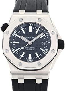 オーデマ・ピゲ AUDEMARS PIGUET ロイヤルオークオフショア ダイバー 15703ST.OO.A002CA.01 中古 腕時計 メンズ (W185114)
