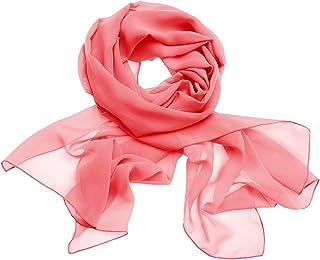 a21889dac7237 Dresstells, Femme pashmina châle écharpe étole en mousseline polyester  printemps/été