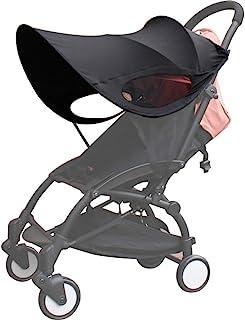Baby Stroller Sun Shade Sun Protection Sun Shade for Strollers Car Seats Pram Pushchair Buggy Stroller Sunshade Parasol Su...