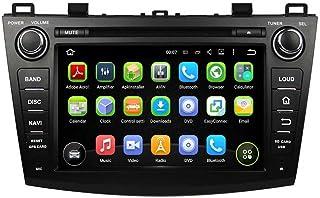 8 pulgadas 2 Din Coche Radio Android 5.1.1 Lollipop OS para Mazda 3 2010