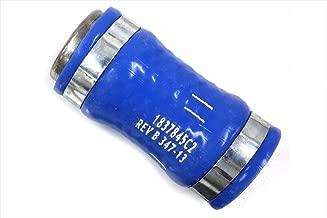 Ford 6.0 Diesel Powerstroke Blue EGR Cooler Hose Tube Outlet Connector OEM RH153