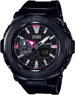 Casio Baby G Women BGA225G-1A Year-Round Analog-Digital Automatic Black Watch