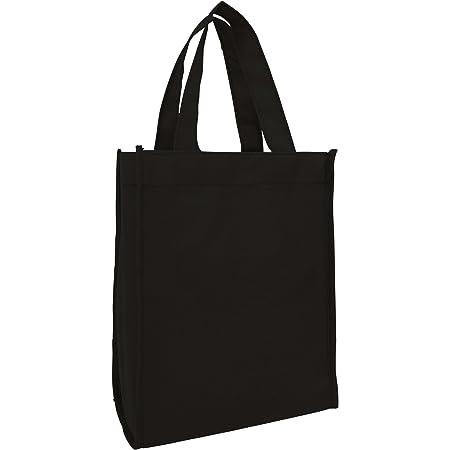 cool present small gift Black fox tote minimal shopping bag