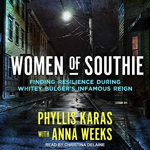Women of Southie audiobook cover art