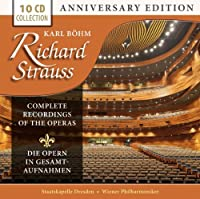 Strauss: Operas (Complete Recordings) by Karl Bohm