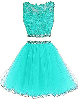 Women's Prom Homecoming 2 pc's Cocktail Gown