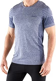 Craft Men's Running Cool Comfort Short Sleeve T-Shirt