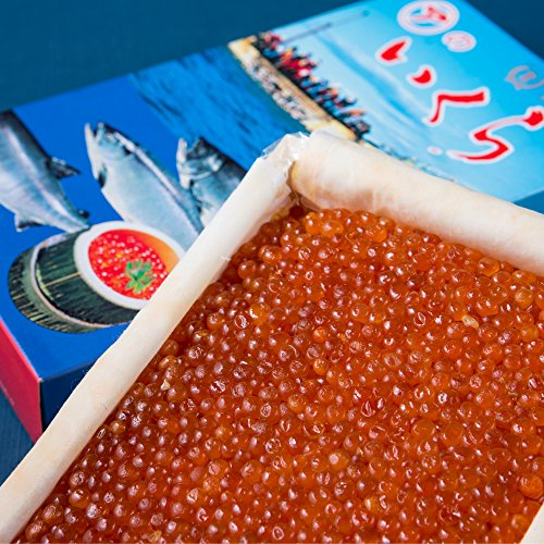 〔上質〕塩いくら1kg (北海道産)