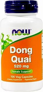 Dong Quai 520mg 100 Capsules (Pack of 2)
