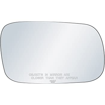 APDTY 143800 Replacement Mirror Glass Fits Right Passenger-Side Subaru Forester
