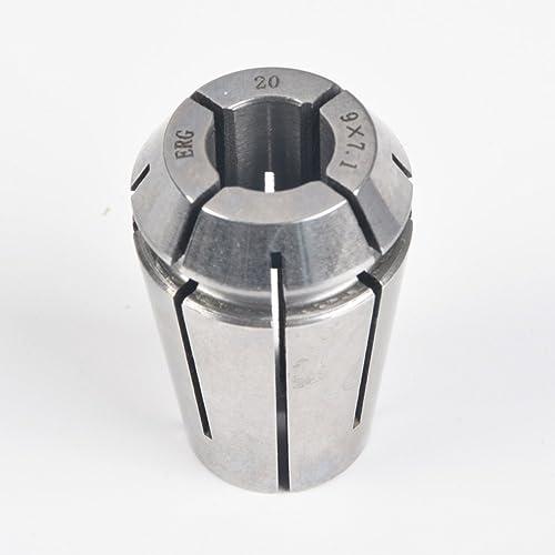 2021 ERG20 lowest 9×7.1 Advanced Formula Spring Steel Collet Sleeve Tap,For Lathe CNC Engraving Machine 2021 & Lathe Milling Chuck online sale