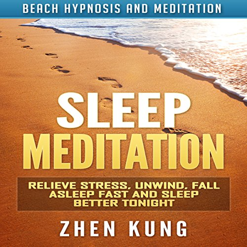 Sleep Meditation audiobook cover art