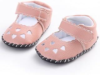 [トクオン] ベビーシューズ サンダル 女の子 フォーマルシューズ ハート 赤ちゃん 幼児用靴 通気 滑り止め お出かけ 散步