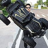 Modelo de coche RC Off-Road de la roca de gran tamaño del vehículo Camión de coches de juguete 2.4Ghz 4WD coche teledirigido niño que sube de carga de carreras de coches de colección exclusivo modelo