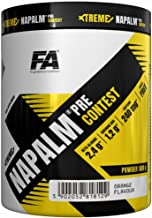 FA Engineered Nutrition 500 g Pear Kiwi Xtreme Napalm Pre Contest Supplements Estimated Price : £ 21,64