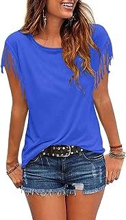 tassel t shirt