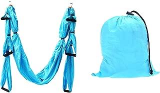 QUBABOBO Nylon Taffeta T210 Anti-Gravity Yoga Swing Hammock Sling Inversion Hammock with 660lb Load