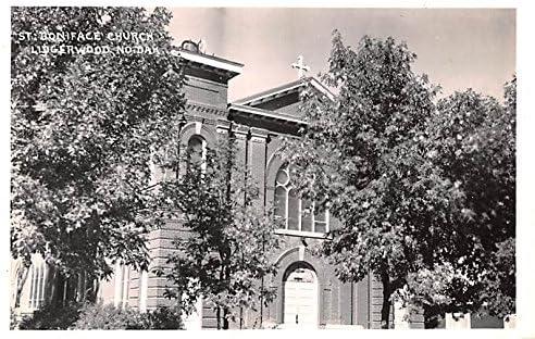 St Boniface Church Max 73% OFF Lidgerwood Ranking TOP10 North postcard Dakota